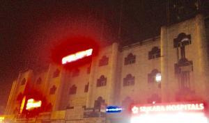 Hotel Ranjit Residency, Turistaházak  Haidarábád - big - 25