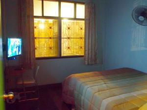 Pokoj s manželskou postelí Queen