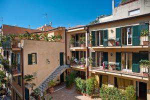 Residence Degli Agrumi, Apartmanok  Taormina - big - 39