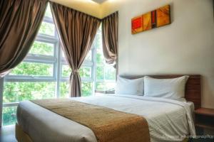 Nex Hotel Johor Bahru, Szállodák  Johor Bahru - big - 17