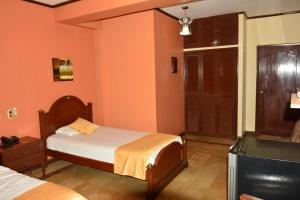 Hotel Suites Don Juan, Hotely  Milagro - big - 12