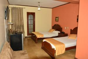 Hotel Suites Don Juan, Hotely  Milagro - big - 13