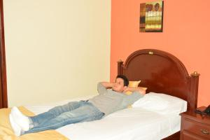 Hotel Suites Don Juan, Hotely  Milagro - big - 16