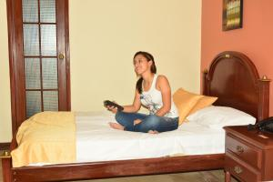 Hotel Suites Don Juan, Hotely  Milagro - big - 21
