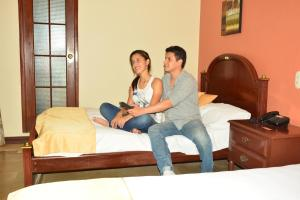 Hotel Suites Don Juan, Hotely  Milagro - big - 22