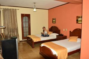 Hotel Suites Don Juan, Hotely  Milagro - big - 24