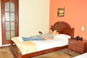 Hotel Suites Don Juan, Hotely  Milagro - big - 27