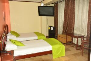 Hotel Suites Don Juan, Hotely  Milagro - big - 30