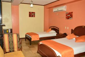 Hotel Suites Don Juan, Hotely  Milagro - big - 53