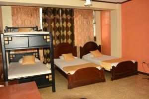 Hotel Suites Don Juan, Hotely  Milagro - big - 70