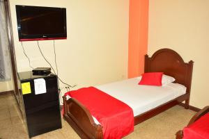 Hotel Suites Don Juan, Hotely  Milagro - big - 88