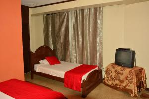 Hotel Suites Don Juan, Hotely  Milagro - big - 95