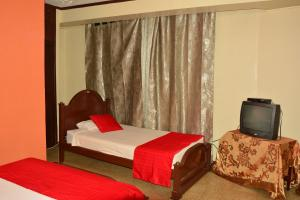 Hotel Suites Don Juan, Hotely  Milagro - big - 96