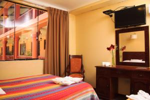 Qasana Plaza Calca, Hotels  Calca - big - 23