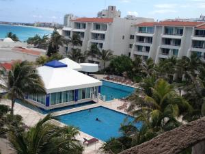 Beach Front Penthouse, Appartamenti  Cancún - big - 4