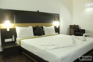 Hotel The Home, Hotel  Tiruppūr - big - 24