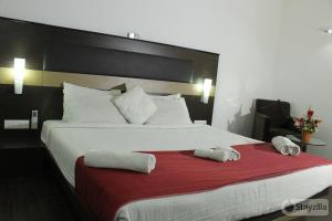 Hotel The Home, Hotel  Tiruppūr - big - 21