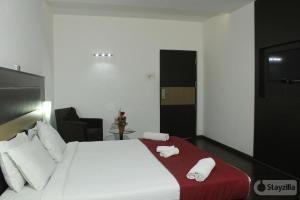 Hotel The Home, Hotel  Tiruppūr - big - 20