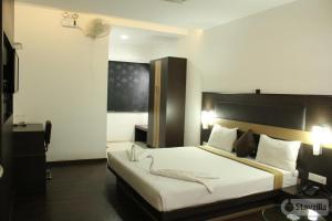 Hotel The Home, Hotel  Tiruppūr - big - 18