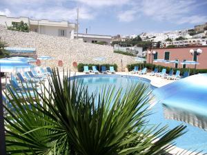 Hotel Ristorante Panoramico, Hotely  Castro di Lecce - big - 50