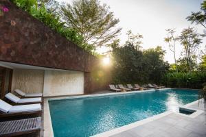AYANA Residences Luxury Apartment, Apartmány  Jimbaran - big - 224