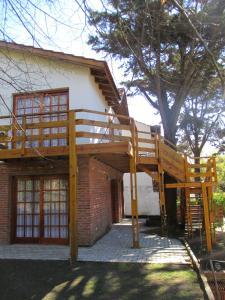 Cabañas Gonzalez, Chaty  Villa Gesell - big - 10