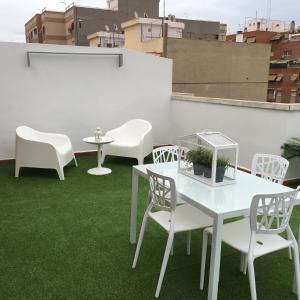 Flatsforyou Port Design, Apartmány  Valencie - big - 98