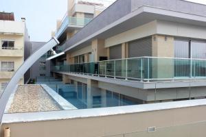 Apartamentos Turisticos da Nazare, Апарт-отели  Назаре - big - 127