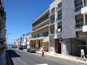 Apartamentos Turisticos da Nazare, Апарт-отели  Назаре - big - 8
