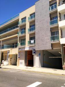 Apartamentos Turisticos da Nazare, Апарт-отели  Назаре - big - 96