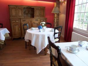 Moulin De Coet Diquel, Отели типа «постель и завтрак»  Bubry - big - 88