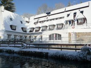 Moulin De Coet Diquel, Отели типа «постель и завтрак»  Bubry - big - 78