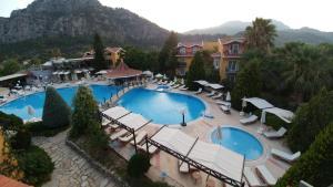 Club Alla Turca, Hotels  Dalyan - big - 76