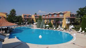 Club Alla Turca, Hotels  Dalyan - big - 77