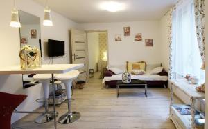 Apartament Provence, Ferienwohnungen  Gdynia - big - 10