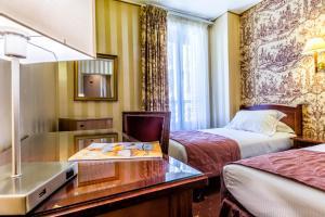 Hotel Regence Paris, Hotely  Paříž - big - 4