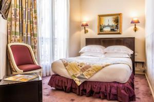 Hotel Regence Paris, Hotely  Paříž - big - 6
