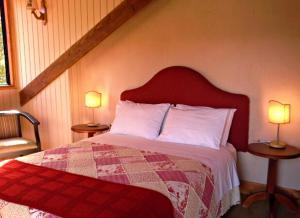 Hotel Salto del Carileufu, Hotely  Pucón - big - 184