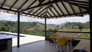 Hacienda La Chiquita, Nyaralók  Manizales - big - 17
