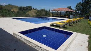 Hacienda La Chiquita, Nyaralók  Manizales - big - 2