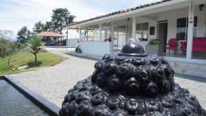 Hacienda La Chiquita, Nyaralók  Manizales - big - 27