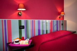 Hotel Residence Le Ceramiche, Hotels  Montalto Uffugo - big - 17