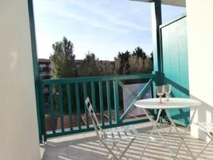 Rental Apartment Le club - Anglet, Apartmány  Anglet - big - 10