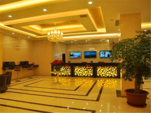 GreenTree Inn QinHuang Island Railway Station Business Hotel, Hotely  Qinhuangdao - big - 11
