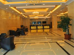 GreenTree Inn QinHuang Island Railway Station Business Hotel, Hotely  Qinhuangdao - big - 14
