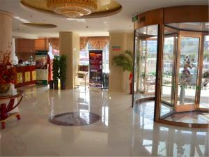 GreenTree Inn Hebei Qinhuangdao Northeastern University Zhujiang Road Shell Hotel, Hotely  Qinhuangdao - big - 33