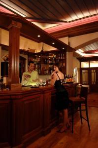 Konitsa Mountain Hotel, Hotels  Konitsa - big - 68