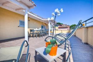 Terrace Apartments, Ferienwohnungen  Rom - big - 5