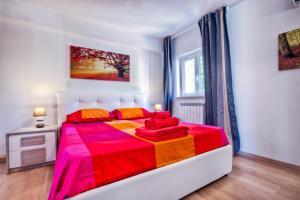 Terrace Apartments, Ferienwohnungen  Rom - big - 24
