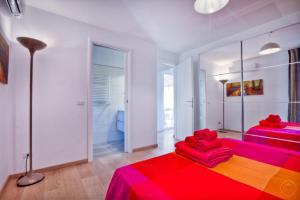 Terrace Apartments, Ferienwohnungen  Rom - big - 10